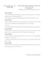 Hungmanu - De thi HSG truong 11(nhap)
