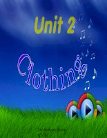 Unit 2 - Listen & Read