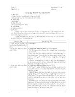 Tiết 83: Luyện tập thao tác lập luận bác bỏ