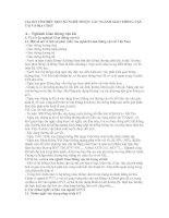 Chủ Đề1 TÌM HIỂU MỘT SỐ NGHỀ THUỘC CÁC NGÀNH GIAO THÔNG VẬN TẢI VÀ ĐỊA CHẤT