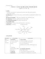 giáo án 7 học kỳ II chuẩn