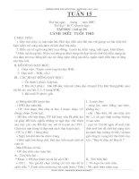 giáo an lơp 4(PP- ND) tuan 11-20