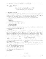 Tiết 25: Đánh nhau với cối xay gió