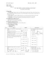 Hình học 10CB -HKII (đầy đủ-chi tiết)