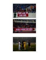 Chùm ảnh Chung kết AFF Suzuki Cup 2008