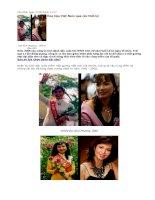 Miss Vietnam qua các thời kỳ