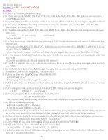 Bài tập nâng cao hóa 9