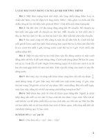 Bài tập nâng cao Dại số 9 Chương II, III,IV