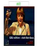 Cộng hòa liên bang Đức