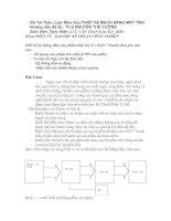 Điên Tử Số: THIẾT KẾ BỘ ĐẾM 999 SẢN PHẨM DUNG IC 74LS90 VÀ 4511