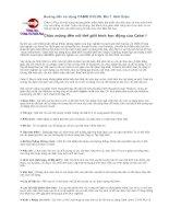 Hướng dẫn sử dụng phần mềm hình học Carbi