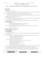 Giáo án vật lý 12 (Mẫu 03 cột).
