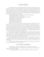 Chuyên đề: Tuyển tập đề thi Đại học thử ở các trung tâm luyện thi