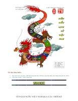 Niên biểu lịch sử Việt Nam