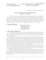 KE HOACH HD DOAN - DOI (08-09)