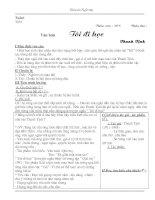 Ngữ văn lớp 8 tuần 1