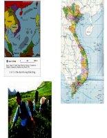 Hình ảnh + Bản đồ các vùng kinh tế Việt Nam