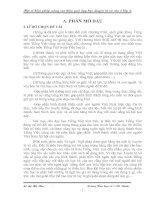 SKKN Luyện từ và câu lớp 4