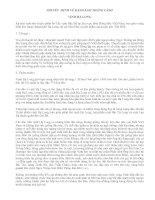 văn 8 - thuýet minh ve danh lam thang canh - hay