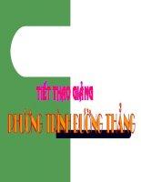 phuong trinh DT tiet 2