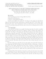 Ban thu hoach hoc tập và làm theo gương đạo đức Hồ Chí Minh