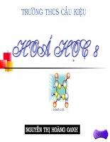 Bài: Phản ứng oxi hóa khử