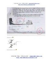 Học trò của bạn có sai như vậy không nhỉ?