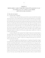 Giải pháp tai chính nham Phát triển Logistic Việt nam trong dieu kien hoi nhap