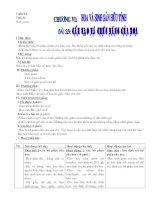 Bài 28 Cấu tạo và chức năng của hoa