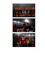 Chùm ảnh Việt Nam Vô địch AFF Suzuki Cup 2008