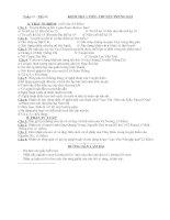 Tiết 46: Kiểm tra truyện Trung đại