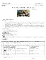 Giáo án Ngữ văn 6 HKII (Tuần 32)