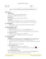 giáo án tin 8 (hàng víp)