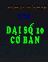 TOAN 10 CO BAN