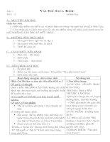 Giáo án ngữ vân 11 (một số tiết)