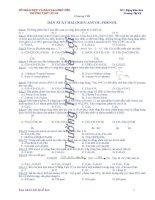 chuyên đề hóa hữu cơ 11(soạn theo chương-có đáp án)