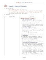 Nội dung bài giảng Hóa 12NC - Bài 21 (GV soạn thêm phần làm việc với HS)
