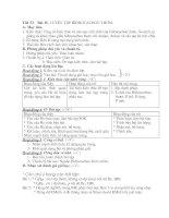 Bài 36. Luyện tập Hiđrocacbon thơm