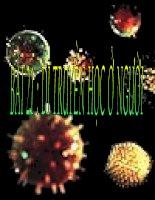 Bài 21 :Di truyền học ở người