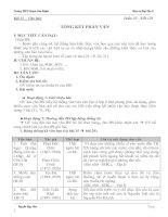 Giáo án Ngữ văn 8 (Tuần 32)