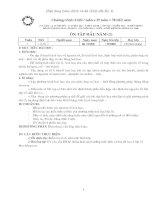 Tập Giáo án Hóa học 11 cơ bản