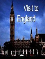 Víit to England