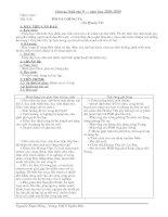 Giáo án Văn 9. Tuần 36