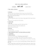 NGữ Văn 6 - Bài 25 - Tiết 103