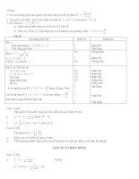 Cac bai kiem tra tham khao dai so 12(NC) chuong 1