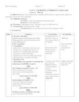 Unit 4 (lesson 2)