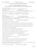Ôn Tập chương 1-VL11(Mới)