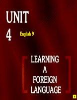 Unit 4 part 1