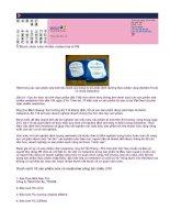 Danh sách sữa nhiễm melamine tại Việt Nam