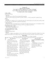 Giáo án Địa 10 (HKII, 3 cột)